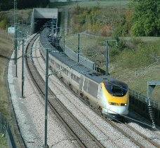 High speed railway on wrong track?
