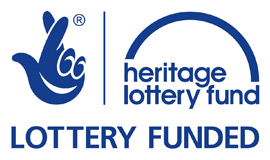 Supported by the Heritage Lottery Fund